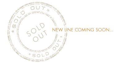 sold out new line coming soon